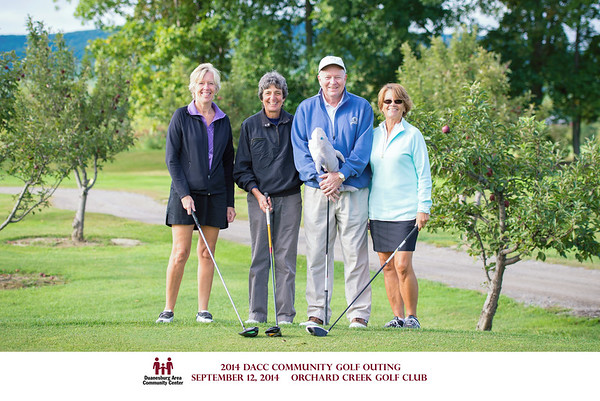 DACC Golf Tournament September 2014