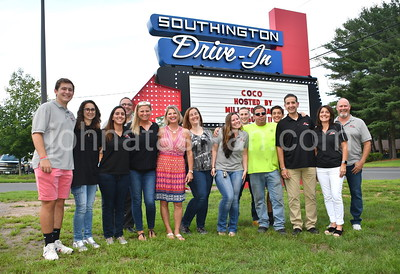 Southington Drive In Ribbon Cutting