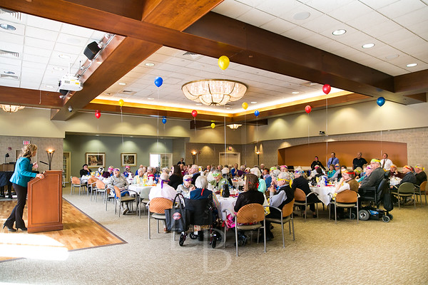 2018 4.16 Friendship Village of Bloomington | Awards Breakfast