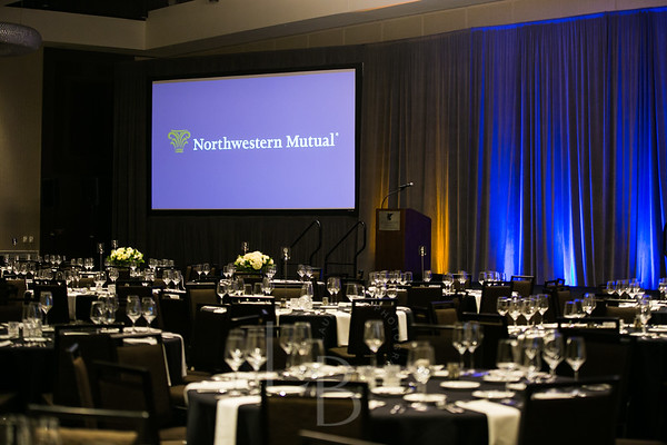 2018 7.10 Northwestern Mutual | JW Marriott MOA Dinner