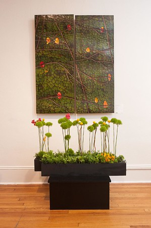 Art in Bloom | Flat Rock 2016