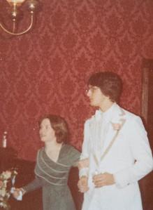Chrissy Buchakjian & Scott McCarthy Wedding 1978