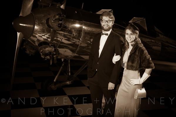 Corgan Associates 75th Party - Frontiers Of Flight - 13 Dec 2013