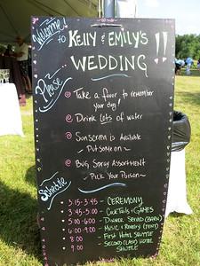 McHoff Wedding Celebration 2013