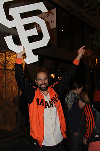 Giants World Series Celebration 28