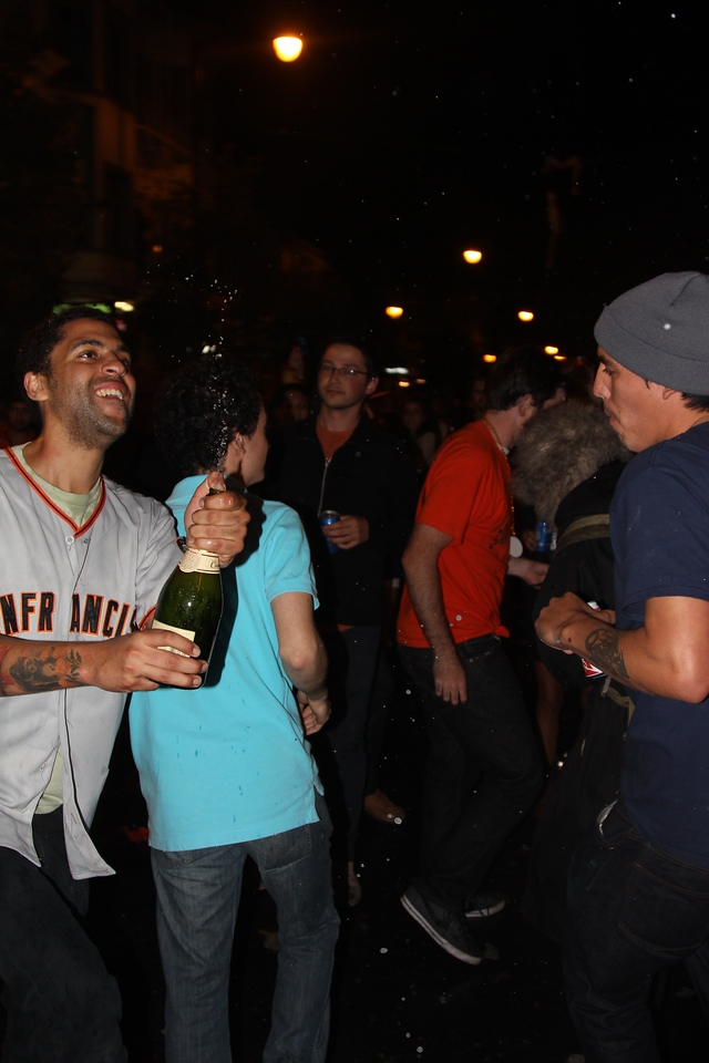 Giants World Series Celebration 52