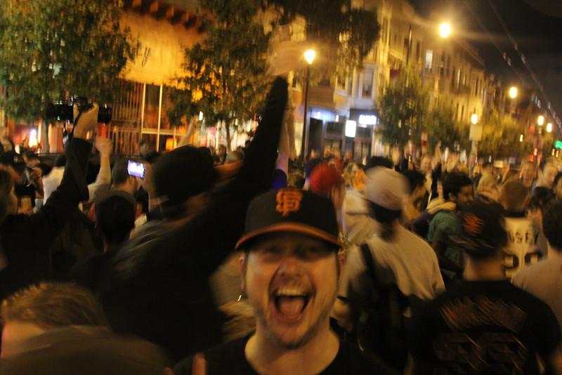 Giants World Series Celebration 2