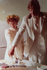 Jean & Steve's Wedding 1982