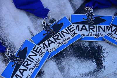 2018 - Marine Chevy Shuffle 5K