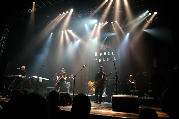 Russ Martin Band - House of Blues