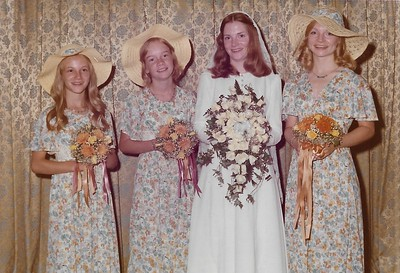 1975 Ruth & Bob's Wedding