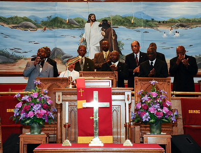 Sandy Run Missionary Baptist Church - Stormy Long Photography - Jacksonville NC Event Photographer