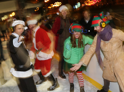Silent Frisco Ice Skating 16