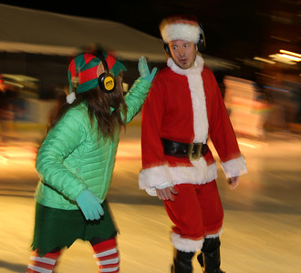 Silent Frisco Ice Skating 34