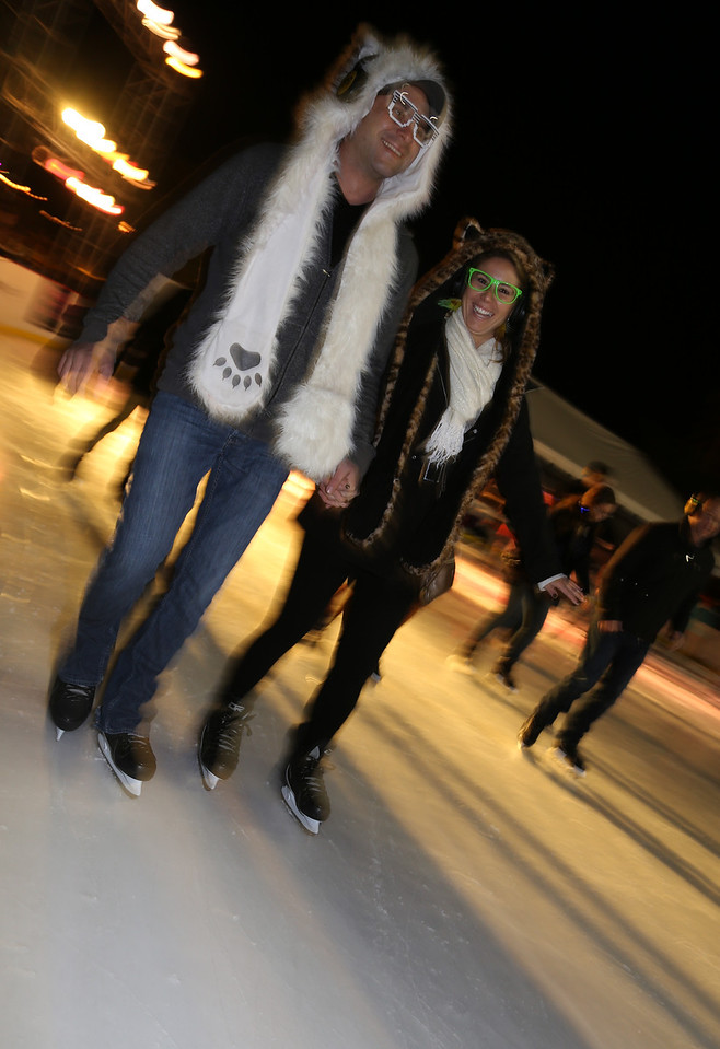 Silent Frisco Ice Skating 37