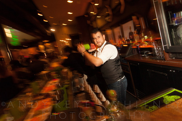 Thrillist - Patron Mixology - Candleroom Dallas - 3Aug12