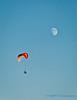 Self-propelled parasailing
