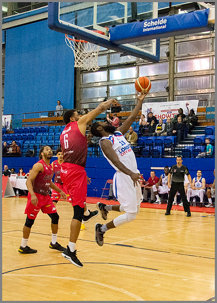 London City Royals v Leicester Riders Basketball