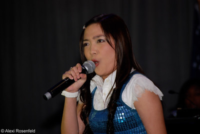 Singer Charice Pempengco Performs in Los Angeles-2008
