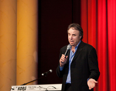 Kevin Nealon at Fusion 2011 in Orlando