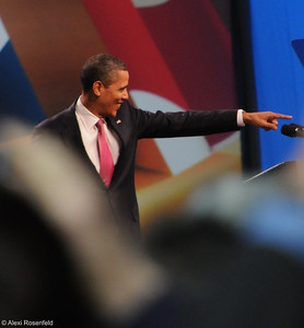 President Barack Obama at AIPAC Policy Conference 2012