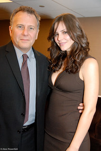 Actor Paul Reiser & Singer Katharine McPhee at a Fundraising Benefit in Los Angels -2008