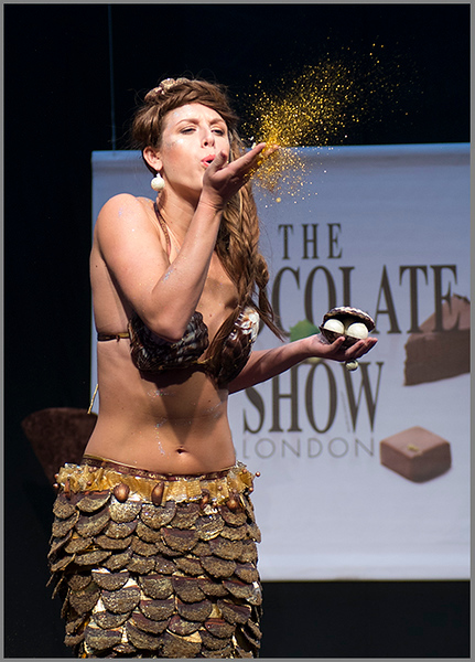 The Chocolate Show 2015, Olympia,London