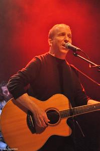 Danny Sanderson,  Performing in Tel Aviv 2010