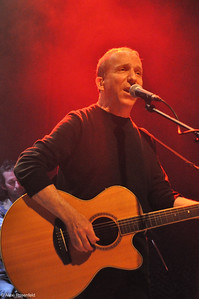 Danny Sanderson,  Performing in Tel Aviv 2010