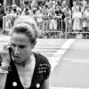 "Mother's love on the line.<br /> <br /> Through the cheerful din of the crowd gathered at New York City's Gay Pride Parade, a mother proclaims angrily at the top of her lungs over her cell phone, ""I'm here to support my son!"""