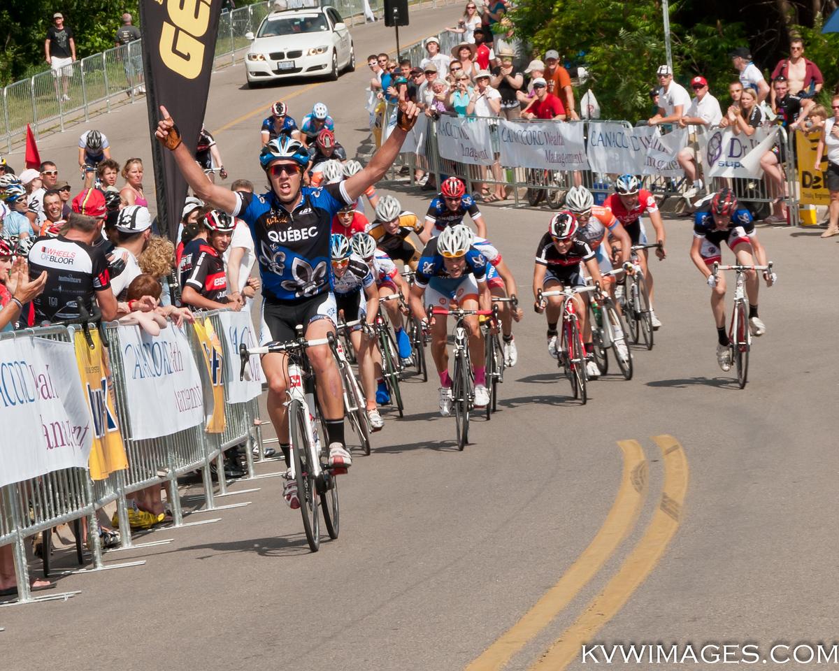 Canadian Road Cycling Championship, July 3 2011