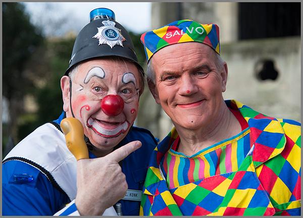 Grimaldi Clown Service
