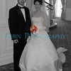 This couple were married in the Floridian Resort Hotel in Walt Disney World.
