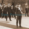 From the 2008 Boston University ROTC/NROTC Veterans Vigil ceremony.  I went with the old classic photo look. The modern military personnel with swords is what drove the look.