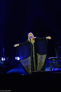 Barbra Streisand Performing in Tel Aviv, June 22, 2014