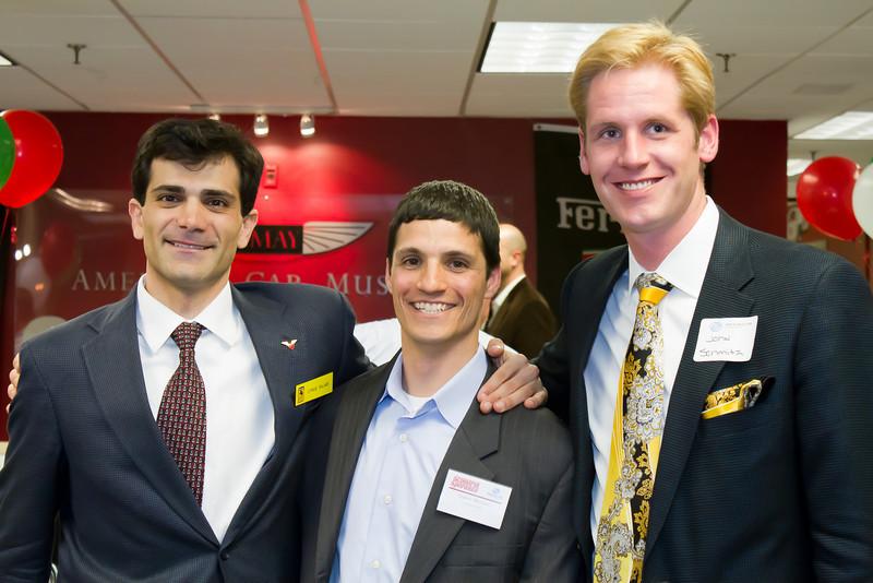 Ferrari Club of Denver fund raiser.