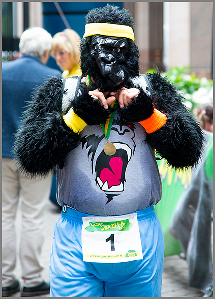 Great Gorilla Run 2017