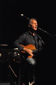 Matti Caspi Performing in Tel Aviv in 2011