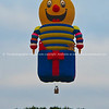 Jack-in-box, hot air balloon at Balloons over waikato, 2010.