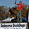 Delmarva DockDogs    Waterfowl Festival 09