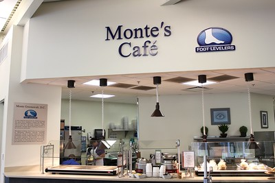 Monte's Cafe Dedication