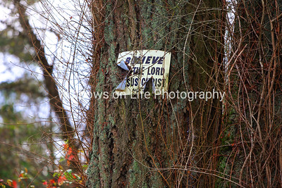 Everett Rd sign