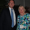 <b>Congressman Patrick Murphy and Cynthia Plockelman</b> <b>Cynthia Receives John V. Kabler Award</b> January 11, 2014 <i>- Maxine Schreiber</i>