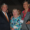 <b>Former Governor and Senator Bob Graham, Cynthia Plockelman and Maggy Hurchalla</b> <b>Cynthia Receives John V. Kabler Award</b> January 11, 2014 <i>- Maxine Schreiber</i>