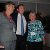 <b>Maggy Hurchalla, Congressman Patrick Murphy and Cynthia Plockelman</b> <b>Cynthia Receives John V. Kabler Award</b> January 11, 2014 <i>- Maxine Schreiber</i>
