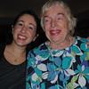 <b>Cara Capp and Cynthia Plockelman</b> <b>Cynthia Receives John V. Kabler Award</b> January 11, 2014 <i>- Maxine Schreiber</i>