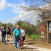 <b>Marsh Trail Walk</b>  Everglades Day, February 11, 2012