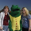 <b>Freddy the Gator and Friends</b> Everglades Day, February 14, 2015 <i>- Anthony Lang</i>