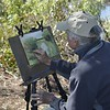<b>Plein Air Artist</b> Everglades Day, February 14, 2015 <i>- Anthony Lang</i>