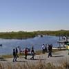 <b>Canoe Launch Area</b> Everglades Day, February 14, 2015 <i>- Anthony Lang</i>